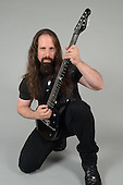 Jul 24, 2011: DREAM THEATER - John Petrucci - Photosession in London