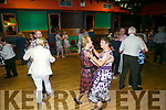 Enjoying the Fundraising Tea dance in aid of Kerry Cork Health Link Bus at River Island Hotel, Castleisland on Sunday