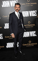 www.acepixs.com<br /> <br /> January 30 2017, LA<br /> <br /> Wass Stevens arriving at the premiere of 'John Wick: Chapter Two' on January 30, 2017 in Hollywood, California.<br /> <br /> By Line: Peter West/ACE Pictures<br /> <br /> <br /> ACE Pictures Inc<br /> Tel: 6467670430<br /> Email: info@acepixs.com<br /> www.acepixs.com