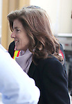 Caroline Kennedy  attending the Rehearsals for the 35th Kennedy Center Honors at Kennedy Center in Washington, D.C. on December 2, 2012