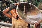 Venezuala Amazon Gold Diamond diggers Garimpeiros