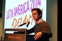 Latin America 2014 Conference<br /> Adelante!<br /> <br /> Owen Jones<br /> Writer