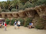 Park Guell, Spain
