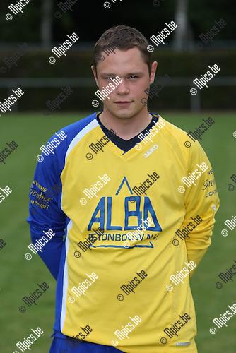 2008-07-18 / Voetbal / seizoen 2008-2009 / FC De Kempen / Pieter De Busser..Foto: Maarten Straetemans (SMB)