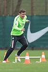 14.04.2018, Trainingsgelaende, Bremen, GER, 1.FBL, Training SV Werder Bremen<br /> <br /> im Bild<br /> Max Kruse (Werder Bremen #10), <br /> <br /> Foto &copy; nordphoto / Ewert