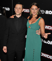 New York,NY-September 13: Joseph Gordon-Levitt, Shailene Woodley attends the 'Snowden' New York premiere at AMC Loews Lincoln Square on September 13, 2016 in New York City. @John Palmer / Media Punch