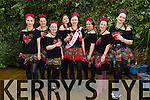 Surprise Hen Party for Monika Ramenda, Abbey Park Tralee, celebrating in traditional dress with Friends before going off to Cork on Saturday, Pictured Magdalena Brzyskiewicz, Marta Nowak, Olga Taranta Sova, Malgorzata Tomczak, Monika Ramenda, Anna Podruczna, Monika Mikolajczuk, Joanna Kelly