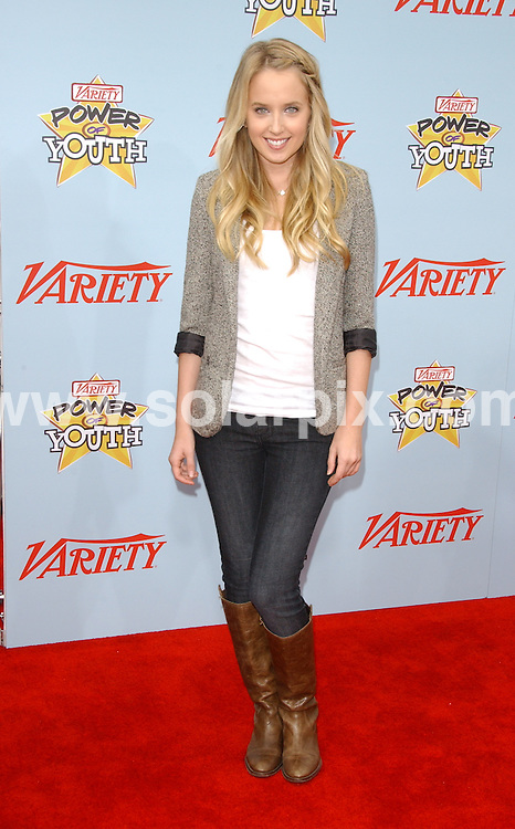 **ALL ROUND PICTURES FROM SOLARPIX.COM**.**SYNDICATION RIGHTS FOR UK, AUSTRALIA, DENMARK, PORTUGAL, S. AFRICA, SPAIN & DUBAI (U.A.E) ONLY**.arrivals for the Variety's 3rd Annual Power of Youth Event at the Paramount Pictures Studios, Hollywood, CA, USA. 5 December 2009..This pic: Megan Park..JOB REF: 10364 PHZ Ortega   DATE: 05_12_2009.**MUST CREDIT SOLARPIX.COM OR DOUBLE FEE WILL BE CHARGED**.**MUST NOTIFY SOLARPIX OF ONLINE USAGE**.**CALL US ON: +34 952 811 768 or LOW RATE FROM UK 0844 617 7637**