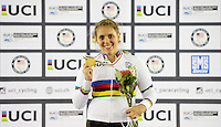 Picture by Simon Wilkinson/SWpix.com - 02/03/2017 - Cycling 2017 UCI Para-Cycling Track World Championships, Los Angeles USA - Podium<br />