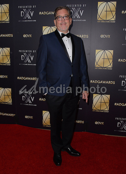 31 January  - Beverly Hills, Ca - Bruce Robert Hill. Arrivals for the Art Director's Guild 20th Annual Production Design Awards held at Beverly Hilton Hotel. Studios. Photo Credit: Birdie Thompson/AdMedia