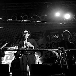 Dream Mall, Kaohsiung -- Taipei-based band 'Bo Po Mo Fo' performing on stage at the 1st Kaohsiung Blues Fest.