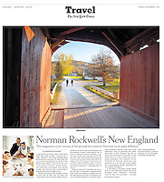 New York Times Travel Section