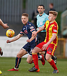 04.05.2018 Partick Thistle v Ross County: Jamie Lindsay and Andrew McCarthy
