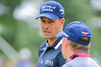 Henrik Stenson (SWE) on the practice green during Wednesday's preview of the PGA Championship at the Quail Hollow Club in Charlotte, North Carolina. 8/9/2017.<br /> Picture: Golffile | Ken Murray<br /> <br /> <br /> All photo usage must carry mandatory copyright credit (&copy; Golffile | Ken Murray)