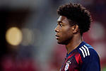 Bayern Munich Defender David Alaba Warming up during the International Champions Cup match between FC Bayern and FC Internazionale at National Stadium on July 27, 2017 in Singapore. Photo by Marcio Rodrigo Machado / Power Sport Images