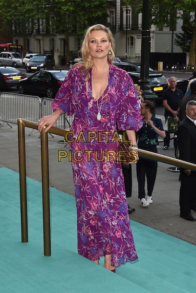 Kate Moss at the V&amp;A&rsquo;s summer party at the Victoria and Albert Museum, London, England on June 22, 2016<br /> CAP/PL<br /> &copy;Phil Loftus/Capital Pictures