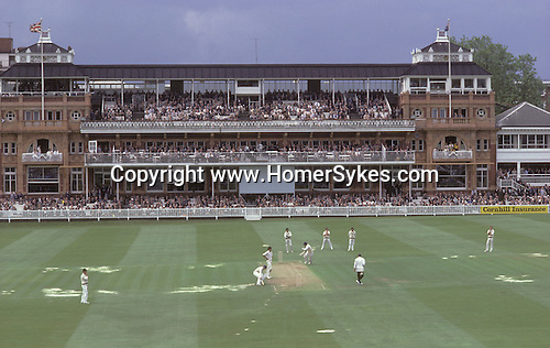 Cricket at Lords London The Pavilion.  The English Season published by Pavilon Books 1987