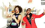 LMFAO SkyBlu and Redfoo at 2012 Billboard Music Awards Press Room at MGM Grand In Las Vegas May 20, 2012