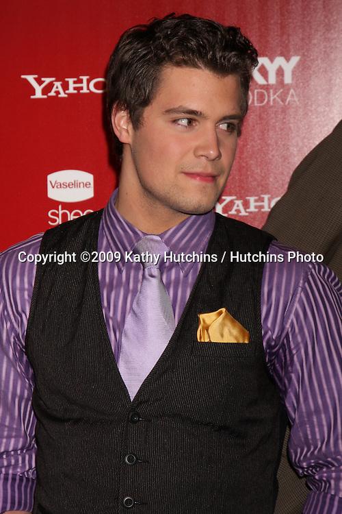 Levi Johnston.arriving at the 2009 US Weekly Hot Hollywood Party.Voyeur.West Hiollywood,  CA.November 18, 2009.©2009 Kathy Hutchins / Hutchins Photo.