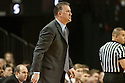 February 23, 2014: Head coach Matt Painter of the Purdue Boilermakers reacts to a play during the first half against the Nebraska Cornhuskers at the Pinnacle Bank Arena, Lincoln, NE. Nebraska 76 Purdue 57.