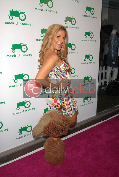 Bridgetta Tomarchio<br /> at the Moods of Norway U.S. Flagship Launch, Beverly Hills, CA 07-08-09<br /> David Edwards/DailyCeleb.Com 818-249-4998