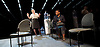 hang<br /> by debbie tucker green<br /> at the  Jerwood Theatre Downstairs, Royal Court Theatre, London, Great Britain <br /> <br /> press photocall <br /> 12th June 2015 <br /> <br /> Marianne Jean-Baptiste<br /> <br /> Claire Rushbrook <br /> <br /> <br /> <br /> Photograph by Elliott Franks <br /> <br /> Image licensed to Elliott Franks Photography Services