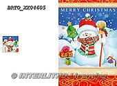 Alfredo, CHRISTMAS SANTA, SNOWMAN, WEIHNACHTSMÄNNER, SCHNEEMÄNNER, PAPÁ NOEL, MUÑECOS DE NIEVE, paintings+++++,BRTOXX04605,#x#