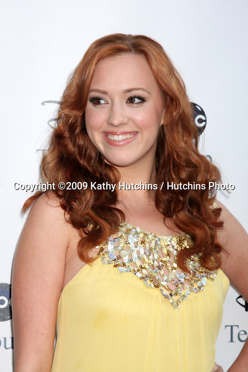 Andrea Bowen arriving at the ABC TV TCA Party at The Langham Huntington Hotel & Spa in Pasadena, CA  on August 8, 2009 .©2009 Kathy Hutchins / Hutchins Photo..
