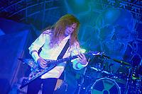 Megadeth; In New York City, 10/8/2010<br /> Photo Credit: Eddie Malluk