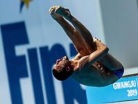 BONDAR Aleksandr RUS RUSSIA<br /> Gwangju South Korea 20/07/2019<br /> Diving Men's 10m Platform Final<br /> 18th FINA World Aquatics Championships<br /> Nambu University Aquatics Center <br /> Photo © Andrea Staccioli / Deepbluemedia / Insidefoto