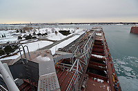 Sarnia Harbour tour of Algo Olympic