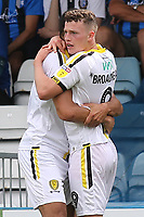 Nathan Broadhead celebrates scoring Burton's opening goal during Gillingham vs Burton Albion, Sky Bet EFL League 1 Football at The Medway Priestfield Stadium on 10th August 2019