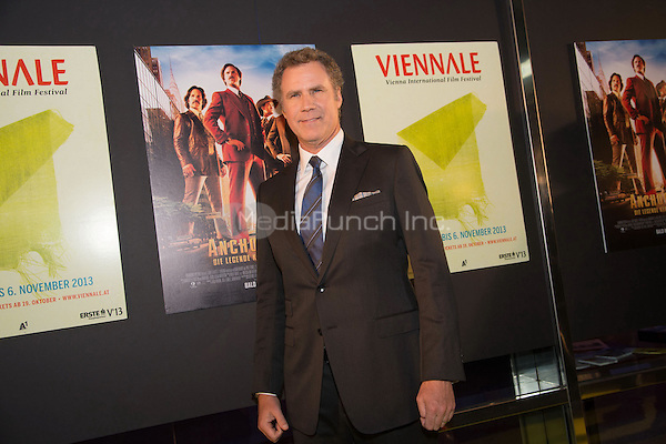 "Will Ferrell attends the ""Anchorman"" premiere during the Viennale at Gartenbau cinema on November 6, 2013 in Vienna, Austria. Credit: CVR/insight media /MediaPunch Inc. ***FOR USA ONLY***"