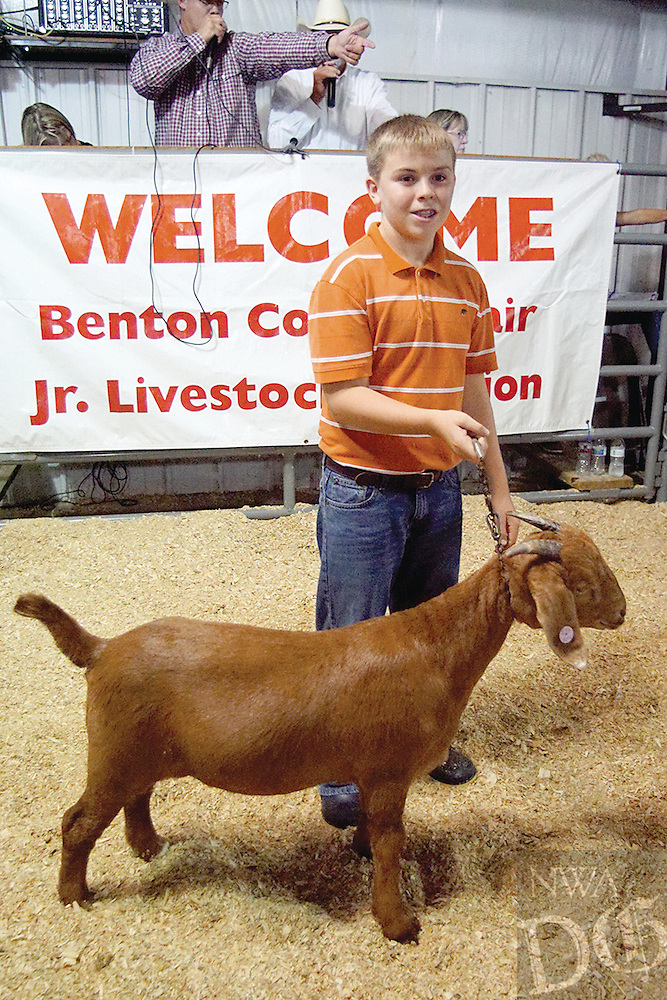 Siloam Springs 4-H<br /> Luke Mitchell