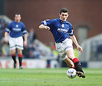 Gordan Petric, Rangers
