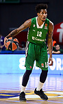 Darussafaka Dogus's Will Clyburn during quarter final of Turkish Airlines Euroleague match between Real Madrid and Darussafaka Dogus at Wizink Center in Madrid, April 20, 2017. Spain.<br /> (ALTERPHOTOS/BorjaB.Hojas)