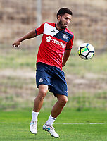 Getafe CF's Dani Pacheco during training session. August 1,2017.(ALTERPHOTOS/Acero) /NortePhoto.com