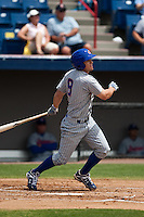 April 11th 2010: Josh Vitters of the Daytona Cubs, the Florida State League High-A affiliate of the Chicago Cubs. In a game against the of the  Brevard County Manatees, the Florida State League High-A affiliate of the Milwaukee Brewers at Space Coast Stadium in Viera, FL (Photo By Scott Jontes/Four Seam Images)