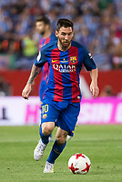FC Barcelona's forward Leo Messi during Copa del Rey (King's Cup) Final between Deportivo Alaves and FC Barcelona at Vicente Calderon Stadium in Madrid, May 27, 2017. Spain.<br /> (ALTERPHOTOS/BorjaB.Hojas) /NortePhoto.com
