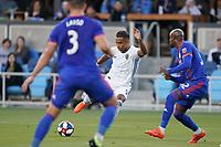 San Jose, CA - Saturday May 04, 2019: A Major League Soccer (MLS) match between the San Jose Earthquakes and FC Cincinnati at Avaya Stadium.