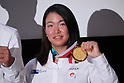 Sailing Japan national team press conference