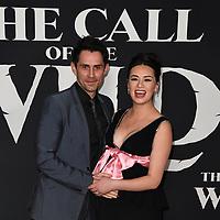 "13 February 2020 - Hollywood, California - Cara Gee and Husband Richard de Klerk. ""The Call of the Wild"" Twentieth Century Studios World Premiere held at El Capitan Theater. Photo Credit: Dave Safley/AdMedia /MediaPunch"