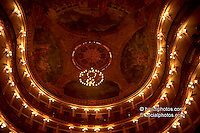 Teatro Amazonas ( Amazonas Theatre ), City: Manaus, State: Amazonas, Brazil.