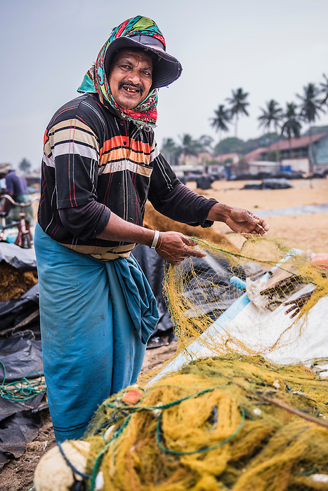 Negombo fish market lellama fish market portrait of a for Williams fish market