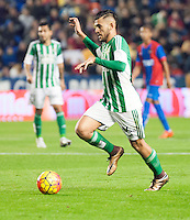 Real Betis Balompie's Dani Ceballos during La Liga match. November 27, 2015. (ALTERPHOTOS/Javier Comos)
