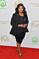 SANTA MONICA, USA. January 18, 2020: Octavia Spencer at the 2020 Producers Guild Awards at the Hollywood Palladium.<br /> Picture: Paul Smith/Featureflash
