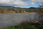 Russian River at high water