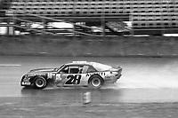 #28 Avanti  of Herb Adams, John Martin, Joe Ruttman and Leonard Emanulson in the rain during 1983 24 Hours of Daytona , Daytona International Speedway, Daytona Beach, FL, February 1-2, 1983.  (Photo by Brian Cleary / www.bcpix.com)