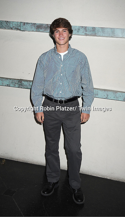 Andrew Trischitta attends the Center for Hearing and Communication 18th Annual Feast on October 24, 2011 at Pier Sixty in Chelsea Piers in New York City.