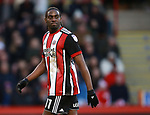 Clayton Donaldson of Sheffield Utd  during the Championship match at Bramall Lane Stadium, Sheffield. Picture date 26th December 2017. Picture credit should read: Simon Bellis/Sportimage